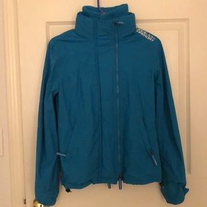 Superdry rain jacket